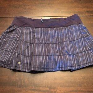 Lululemon skort.  Size 10. skirt & shorts.